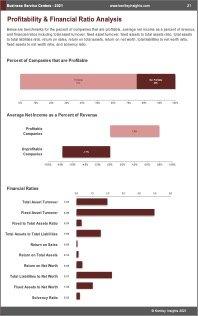 Business Service Centers Profit