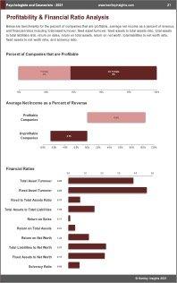 Psychologists Counselors Profit